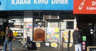 Kabab King Diner, Jackson Heights, Queens